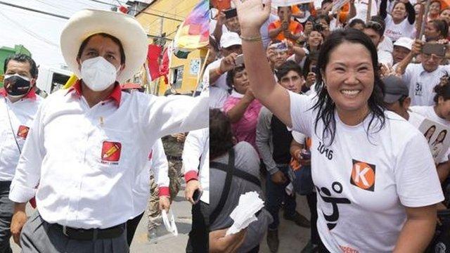 Választási dilemma Peruban az első forduló után