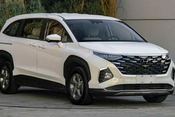 Érdekes terepjáró-egyterű keverék jön a Hyundai-tól