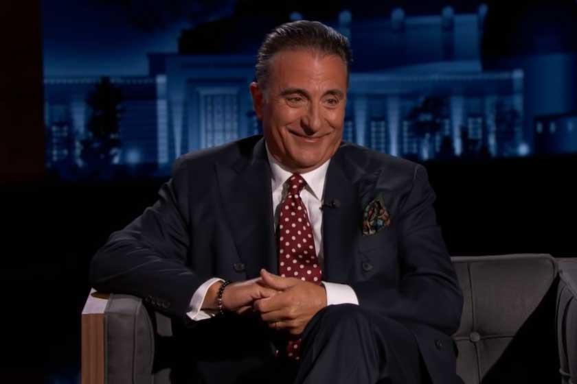 A színész 65. születésnapját Jimmy Kimmel műsorában ünnepelte 2021. április 12-én.