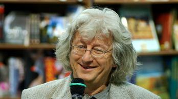 Élt egy író, Esterházy Péter, ma 71 éves