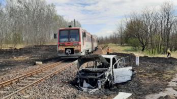 Élet és halál között a dabasi vonatbaleset sérültje
