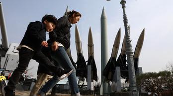 Nem az éhínségről, a fegyverkezésről szól az újabb Nagy Menetelés Észak-Koreában