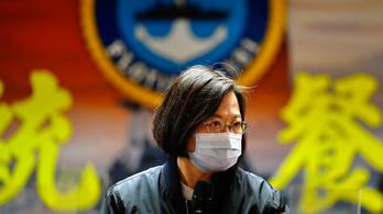 Tajvan az Egyesült Államokkal együtt lépne fel a kínai fenyegetés ellen