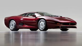 Makulátlan időkapszula ez a Jaguar XJ220