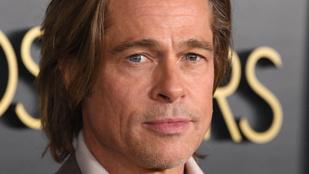 Brad Pittet jól megkínozhatta a fogorvos