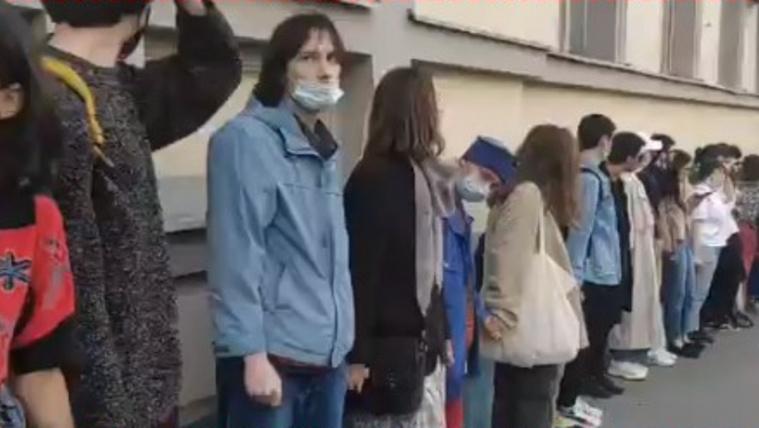 Diákújságírók ellen emeltek vádat Oroszországban