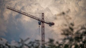 Jelentőset esett az építőipari termelés