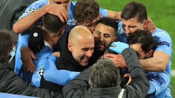 Kloppék az első meccs miatt szomorkodnak, Guardiola Fodent dicsérte