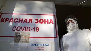 Negyedszer betegedett meg koronavírusban egy ukrán férfi