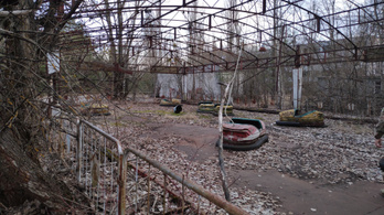 Magyar kalandorok a halál csernobili birodalmában