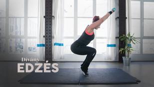 Ha a guggolás már nem elég: ezzel a gyakorlattal tetőtől talpig erősítheted az izmaidat