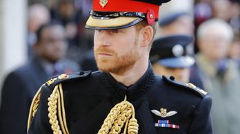 Harry herceg öltözékéhez alkalmazkodnak majd a szombati temetésen a férfiak