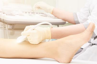 trombózis láb
