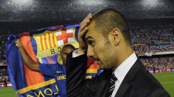 Guardiola: Ki****ott gyilkosok voltak a játékosaim