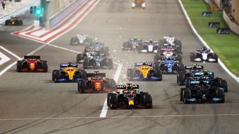 F1: Bahreini Nagydíj – körről körre
