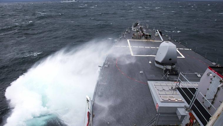 Mégsem érkeznek amerikai hadihajók a Fekete-tengerre