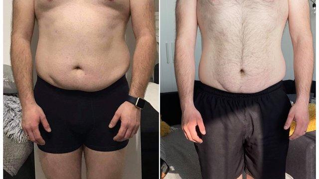Mekkora változást lehet elérni 2 hónap diétával?