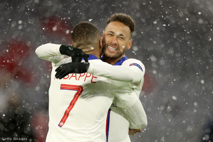 Ha Kylian Mbappé és Neymar belelendül, a védelmek kezdhetnek reszketni
