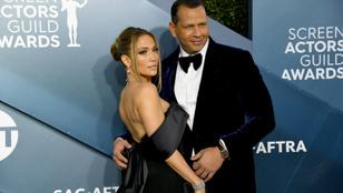 Hivatalosan is lefújta az eljegyzést Jennifer Lopez és Alex Rodriguez