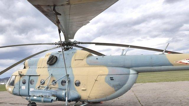 Óda egy helikopterhez