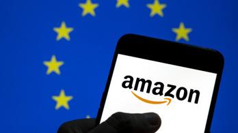Felfüggesztette a kiszállítást Európából Magyarországra az Amazon