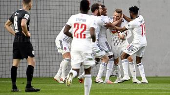 Magyar Kupa: a Fehérvár lesz az Újpest ellenfele a döntőben