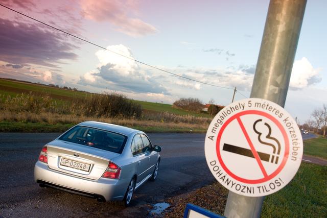 Nem füstöl, a motor köszöni, jól van