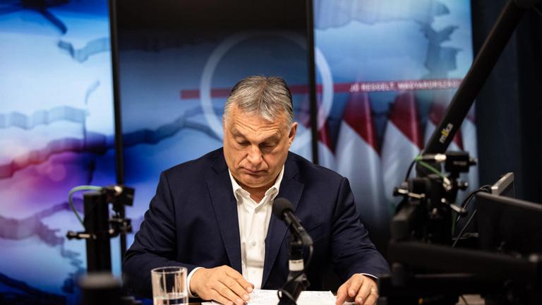 Orbán Viktor: Két gyermek is lélegeztetőgépre került