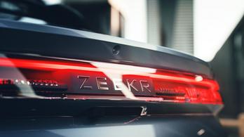 Ez a Geely újabb márkája, a Zeekr