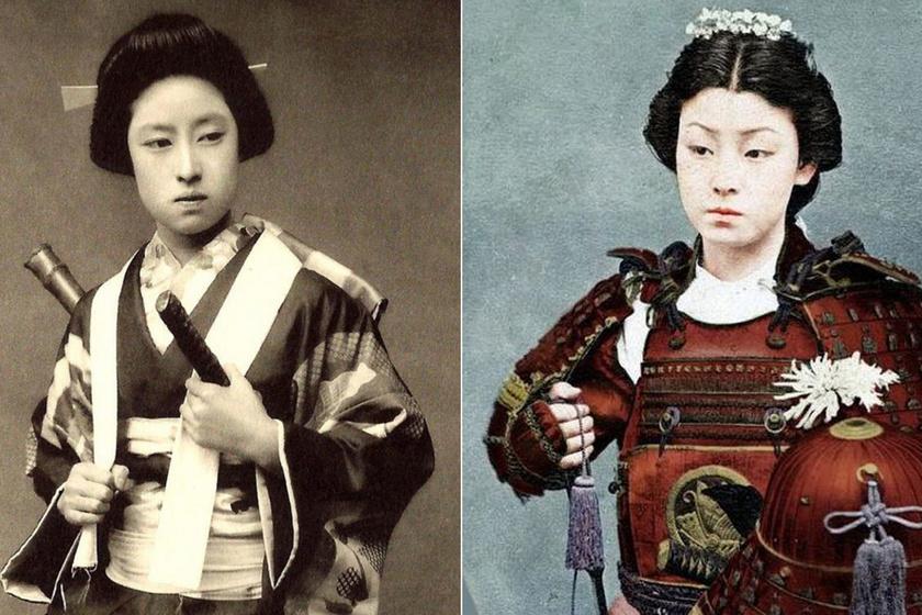 Ez a bátor nő volt az utolsó szamurájok egyike: Nakano Takeko 21 évesen halt meg harc közben