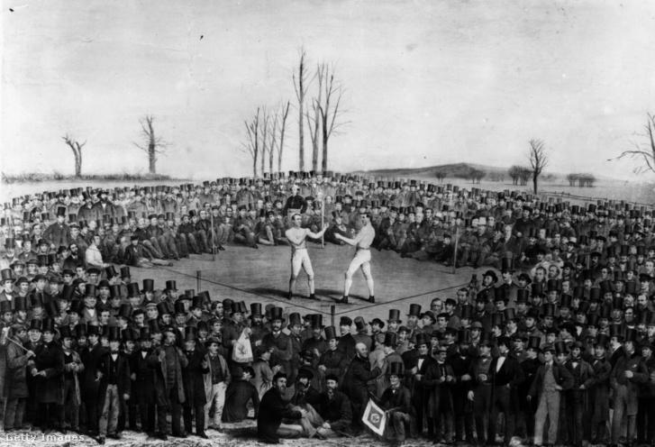 Rengeteg embert vonzott az első nemzetközi összecsapás