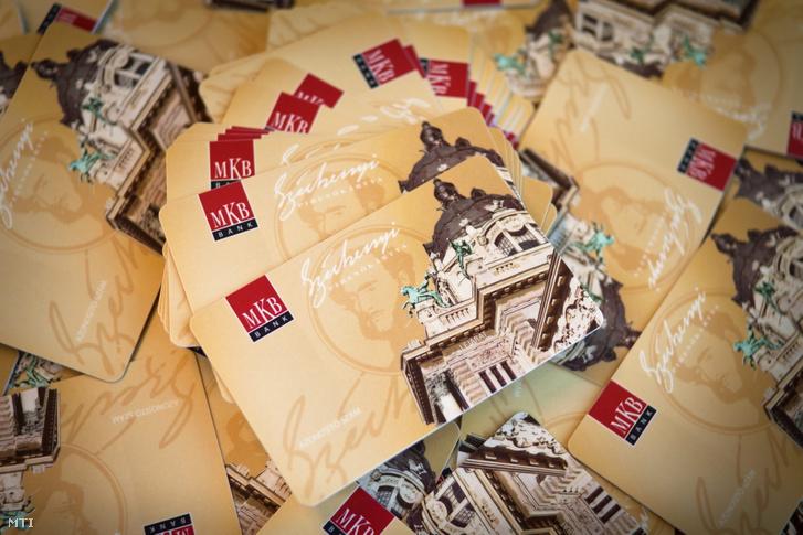 A Magyar Kereskedelmi Bank (MKB) által kibocsátásra kerülő Széchenyi Pihenőkártyák (Szép-kártya), amelyek a Pénzjegynyomdában készültek 2012. január 27-én