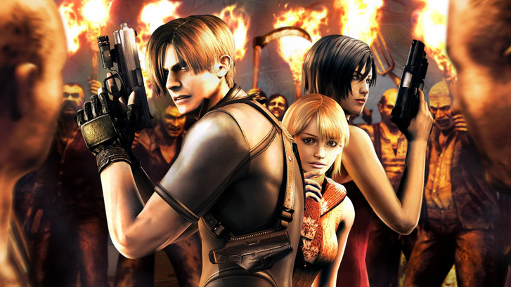 Resident Evil 4 (Forrás: Capcom)