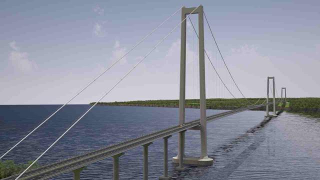 A sziget, amely nem akar hidat, mégis megkapja
