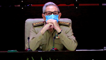 Távozik a kubai kommunista párt éléről Raúl Castro