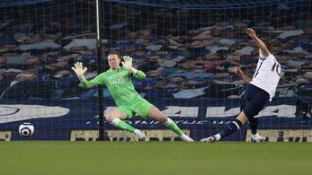 Sigurdsson és Kane is duplázott az Everton–Spurs meccsen