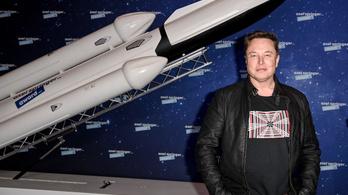 Elon Musk cége fejlesztheti ki a NASA Holdra szálló egységét