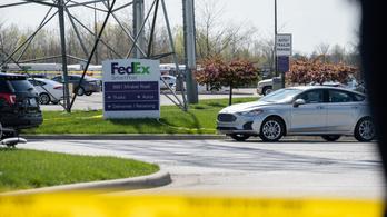 Egy 19 éves férfi lőtt agyon nyolc embert az indianapolisi FedEx-irodában