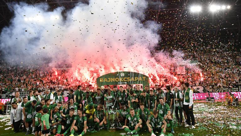 Mindörökké Fradi: 118 év alatt 32 bajnoki cím