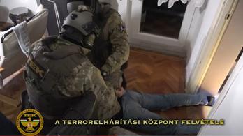 TEK-esek ütöttek rajta a magyar és szlovák drogdílereken