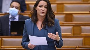 Novák Katalin komoly esélyt lát, hogy a Fidesz után még többen lépnek ki az Európai Néppártból
