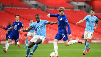 A Chelsea lenullázta a Cityt és bejutott az FA-kupa döntőjébe