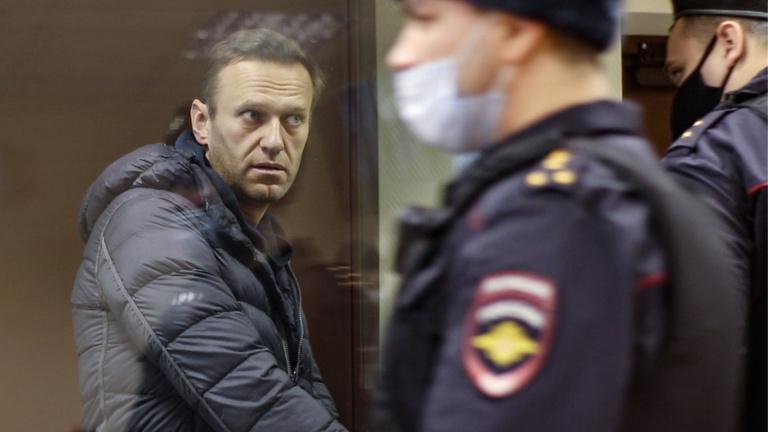 Bármelyik  percben meghalhat Alekszej Navalnij az egyik orvosa szerint