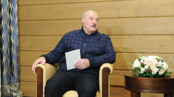 Alekszandr Lukasenko: Merényletet terveztek ellenem és gyermekeim ellen