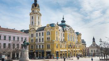 Már kisgyermekeket fertőz a koronavírus Pécsen