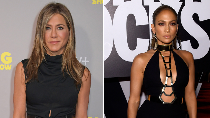 Jennifer Aniston és Jennifer Lopez