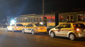 Halálra gázolt a HÉV egy részeg férfit Nagyicce megállónál