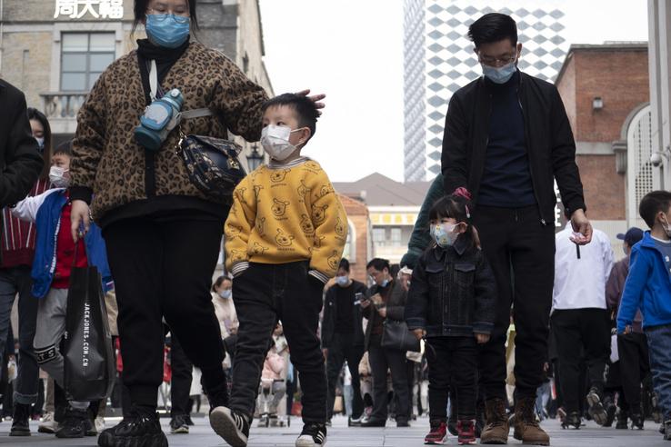 Most főleg az időseket és az óvodáskorúakat oltják Kínában