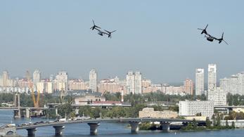 Az Egyesült Államok kész növelni katonai jelenlétét Ukrajnában