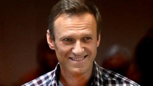 Londoni orosz nagykövet: Alekszej Navalnijt nem hagyják meghalni a büntetőtáborban
